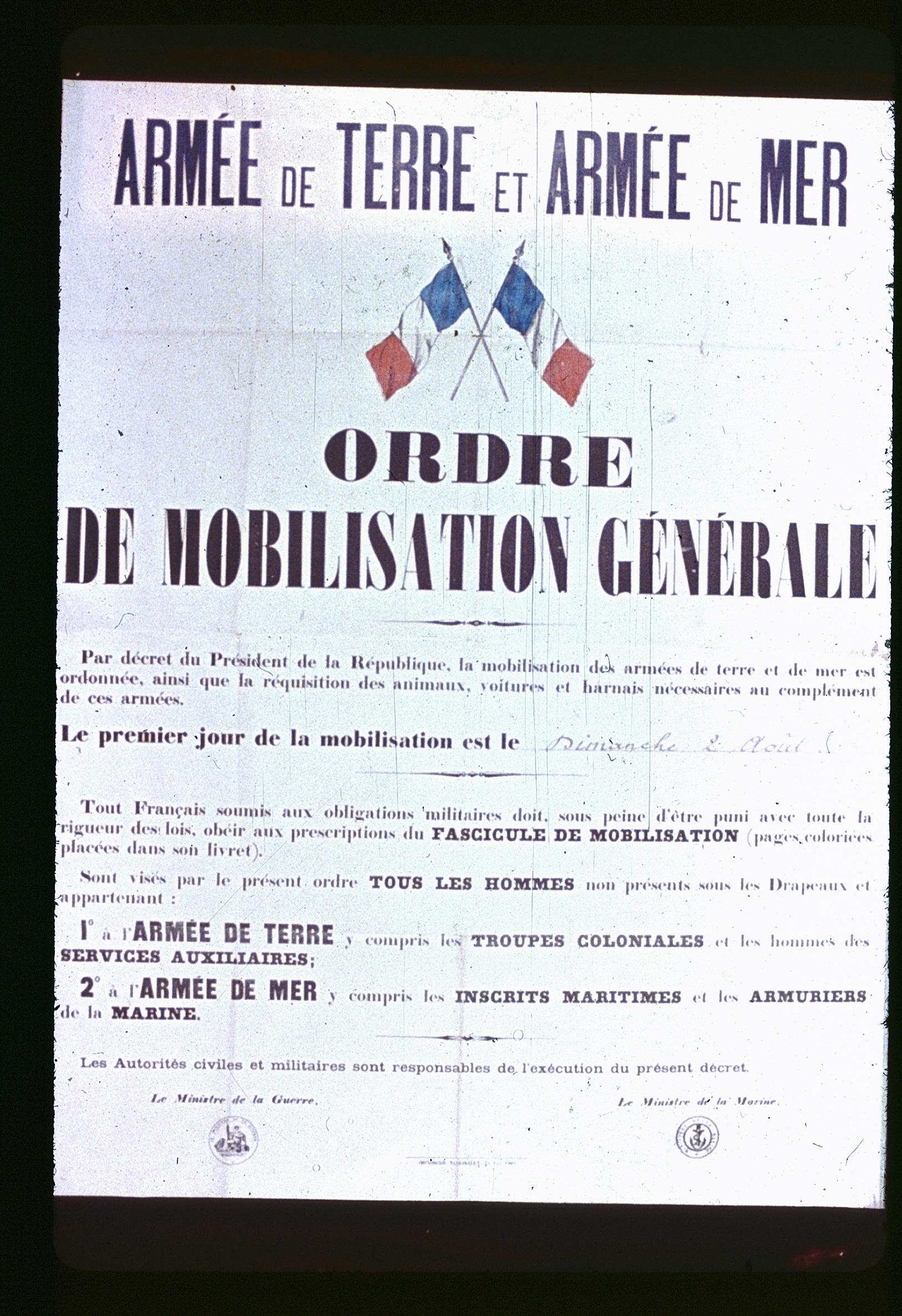 Les Limousins Pendant La Guerre De 1914 1918 La Grande Guerre Et Le Limousin