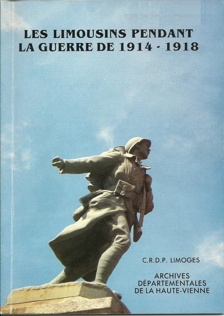 Les Limousisn CRDP 1988