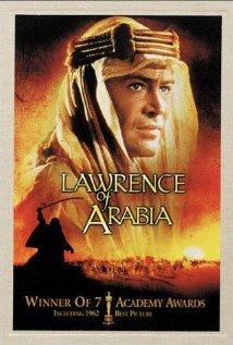 Lawrence d'Arabie 1962