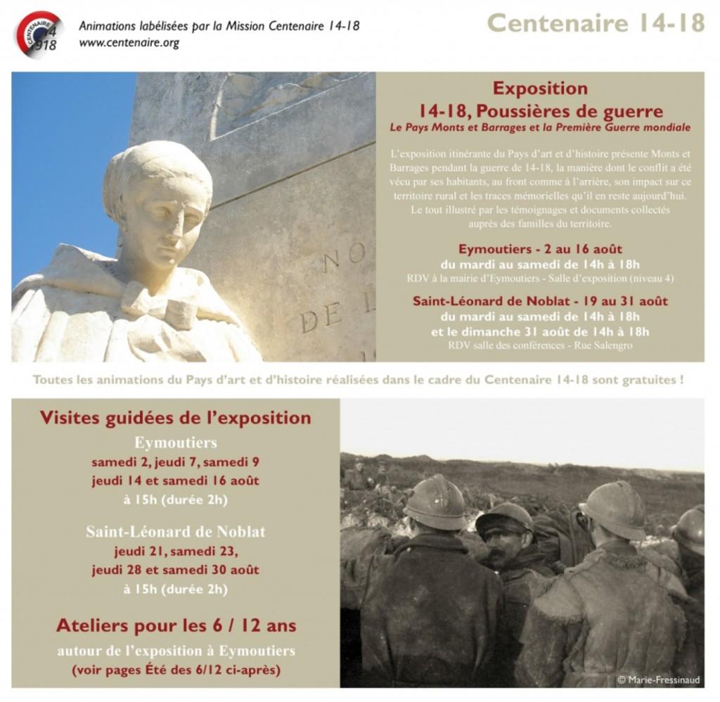 Exposition GG Monts et Barrages
