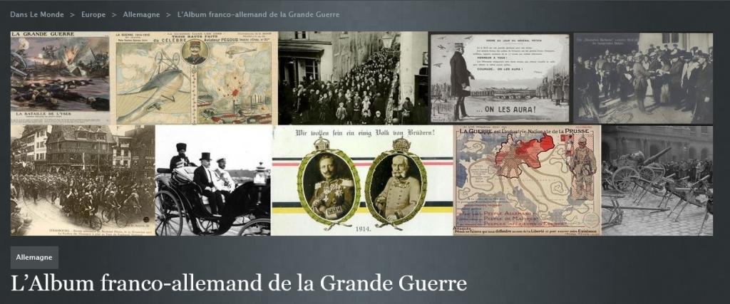 L'Album franco-allemand de le GG