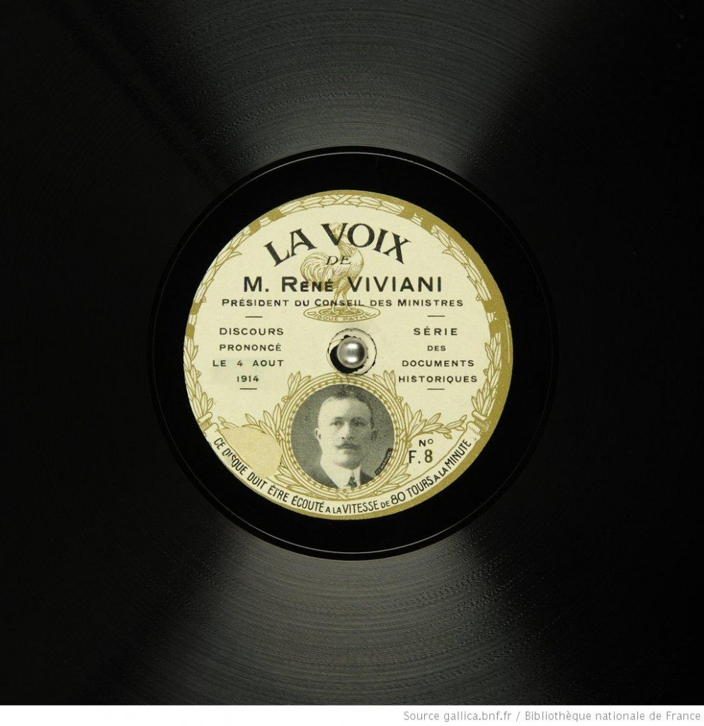 1914-08-04 Discours de René Viviani