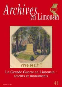 Archives en Limousin 41