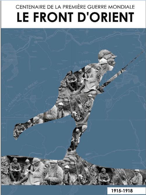 Brochure front d'orient