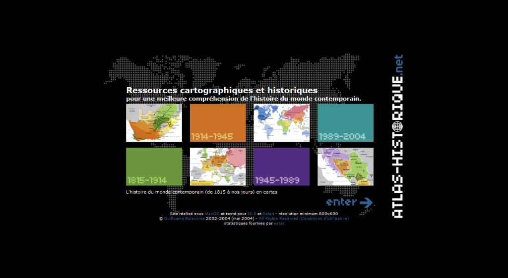 Cartographie Atlas-Historique.net