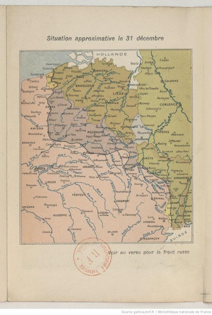 BnF - Carte du front occidental au 31 décembre 1914 - N8593558_JPEG_25_25DM
