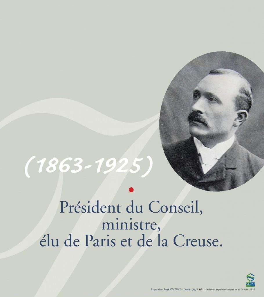 Affiche Exposition itinérante des ADC René Viviani