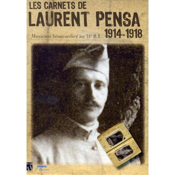 les-carnets-de-laurent-pensa-musicien-brancardier-au-31e-ri-1914-1918