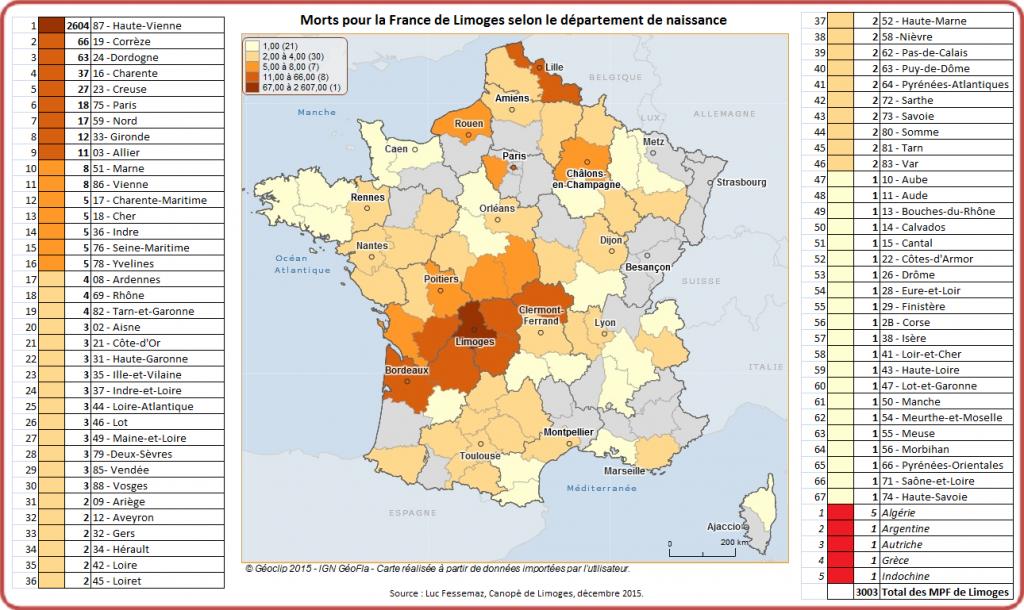 MPF Limoges Carte 4-3