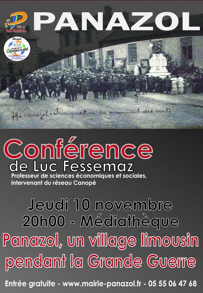 Conférence guerre