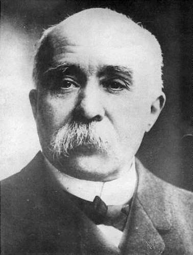 Georges Clemenceau (1841-1929)
