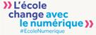L'école change avec le numerique