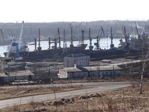 Port de Vanino
