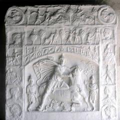 Autel du dieu Mithra