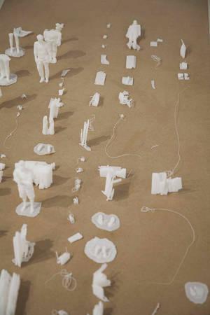 Mohamed Bourouissa - L'Utopie d'August Sander, 2012