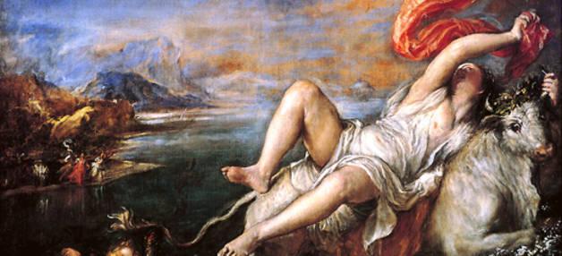 Europe dans la peinture de la Renaissance au XXe siècle