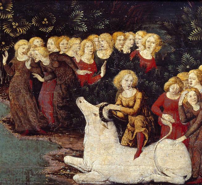 Europe dans la peinture de la renaissance au xxe si cle humanuscribis - Enlevement encombrants paris ...