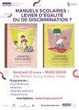Manuels scolaires : levier d'égalité ou de discrimination ?
