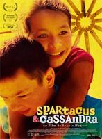 Spartacus et Cassandra - Affiche