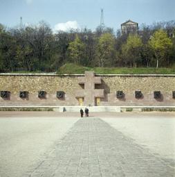 Mémorial national de la résistance au Mont Valérien. Suresnes (Hauts-de-Seine)