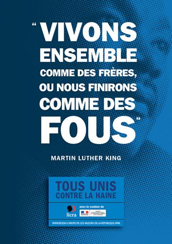 Bevorzugt Des affiches pour lutter contre le racisme et l'antisémitisme  CX07