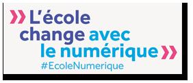 Logo - Faire entrer l'école dans l'ère du numérique