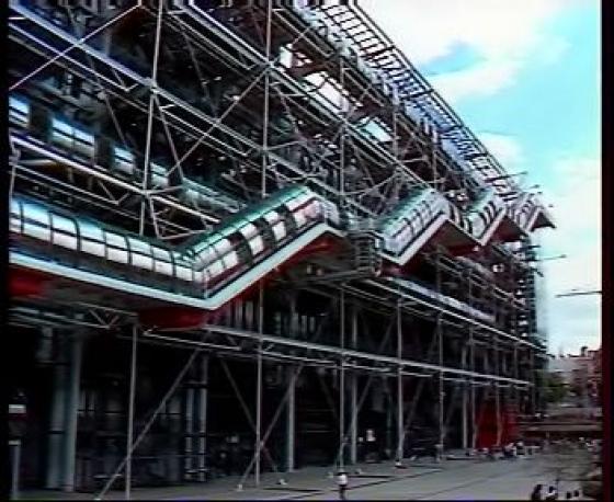 Film aspect de la cr ation architecture r alisateur miquel philippe - Architecture des annees 80 ...