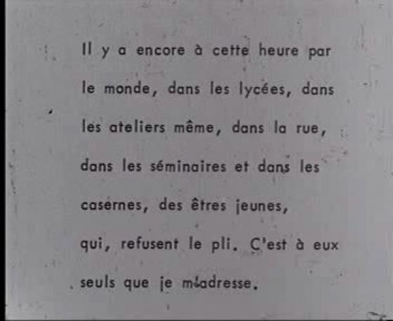 Film André Breton 1896 1966 Je Cherche Lor Du Temps