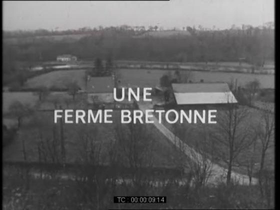 film   une ferme bretonne