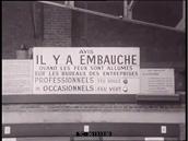 Le bureau central de la main d'œuvre, port de Dunkerque