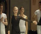 Tous en scène : focus sur Lucinda Childs