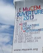 le MUsée de Civilisations pour l'Europe et la Méditerranée de Marseille