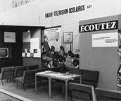 la radio-télévision scolaire (radio-télé Bac)