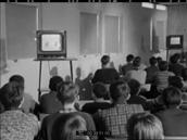 La télévision au service de l'enseignement programmé, émission expérimentale