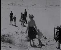 La plage, Serge Grave
