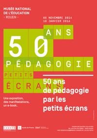 Exposition « 50 ans de pédagogie par les petits écrans