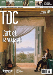 Couverture TDC - Art et Voyage