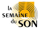 Logo « La semaine du son »