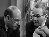 Michel Foucault et Paul Ricœur