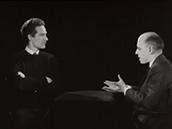 Alain Badiou et Michel Foucault
