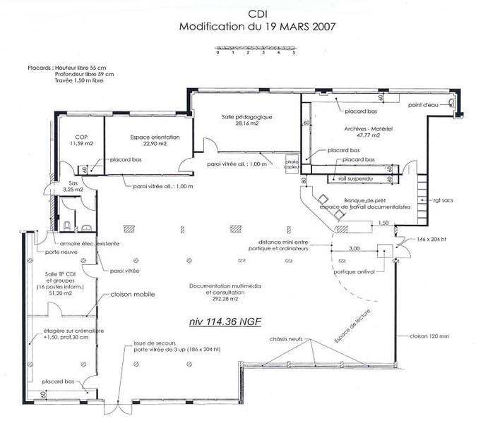Savoirs CDI: Un CDI à Château-Thierry dans l'Aisne