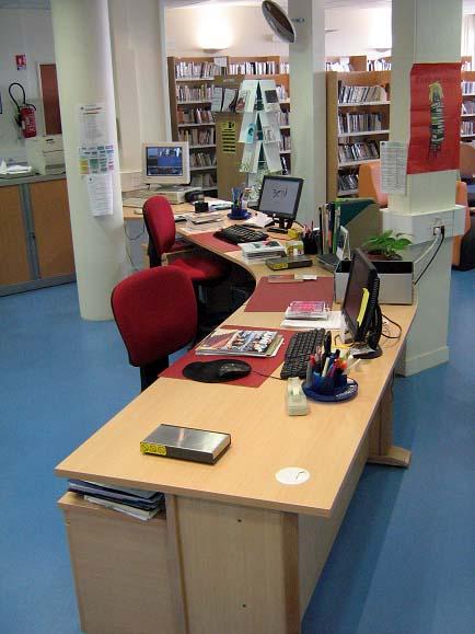 Savoirs CDI: Petites galeries de CDI