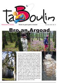 Taboulin 16 : Bro an Argoad |