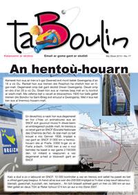 Taboulin 17 : An hentoù-houarn |