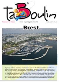 Taboulin 21 : Brest |