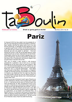 Taboulin 26 : Pariz |