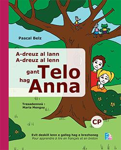 Telo hag Anna – Levr ar skoliad   Pascal Belz