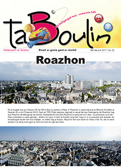 Taboulin 32 : Roazhon |