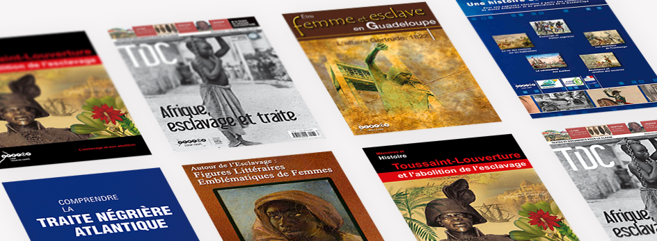 Animations et ressources dans le cadre journée internationale de commémoration pour l'abolition de l'esclavage